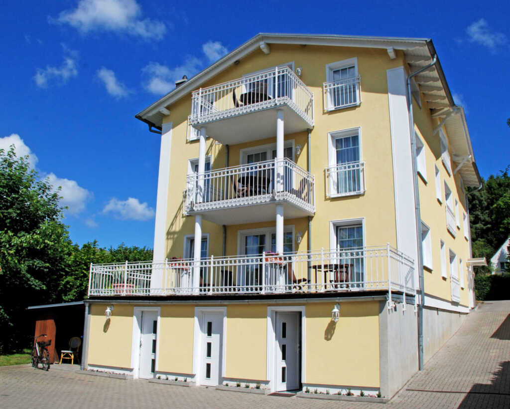 Villa Rügen, 02 Ferienappartement