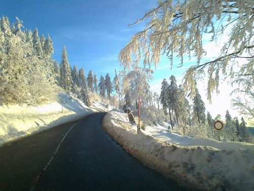 Auch im Winter herrliche Erholung