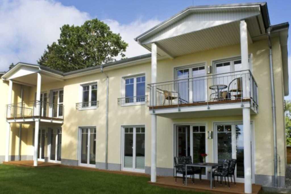 Haus Ostseeblick, 3 Raum Wohnung Nr. 5 mit Terrass