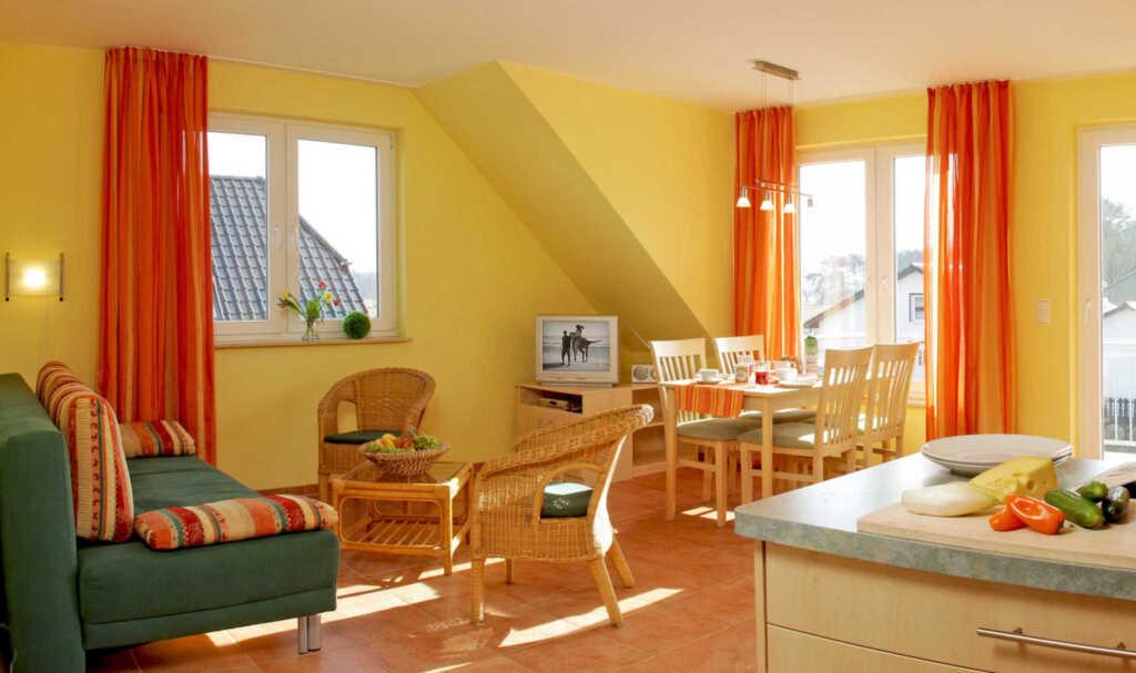 Ferienwohnungen Tannengrund, Dachgeschoss