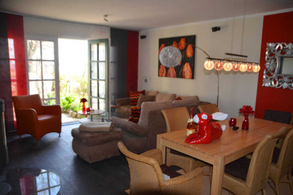 Schilfdachvilla Zeesboothaus WE30884, Wohnung 1