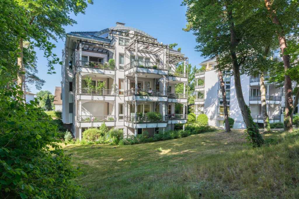 Villa Marfa - Heringsdorf - Wohnung Hamburg, Wohnu
