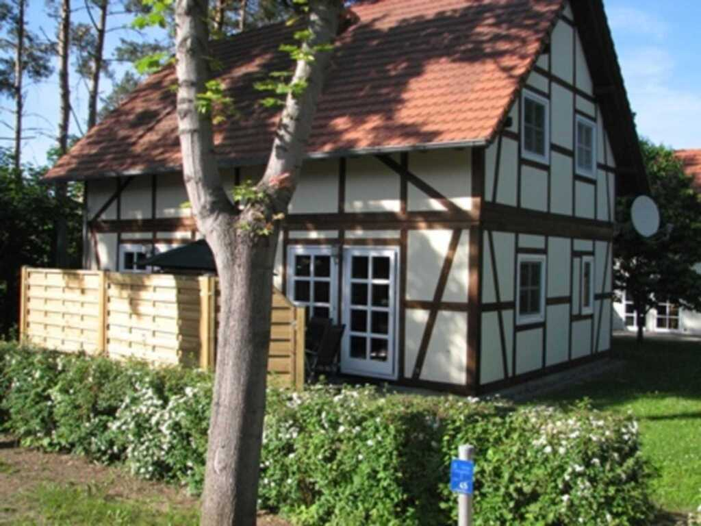 Ferienhaus an der Seetreppe 50, Haushälfte 50a