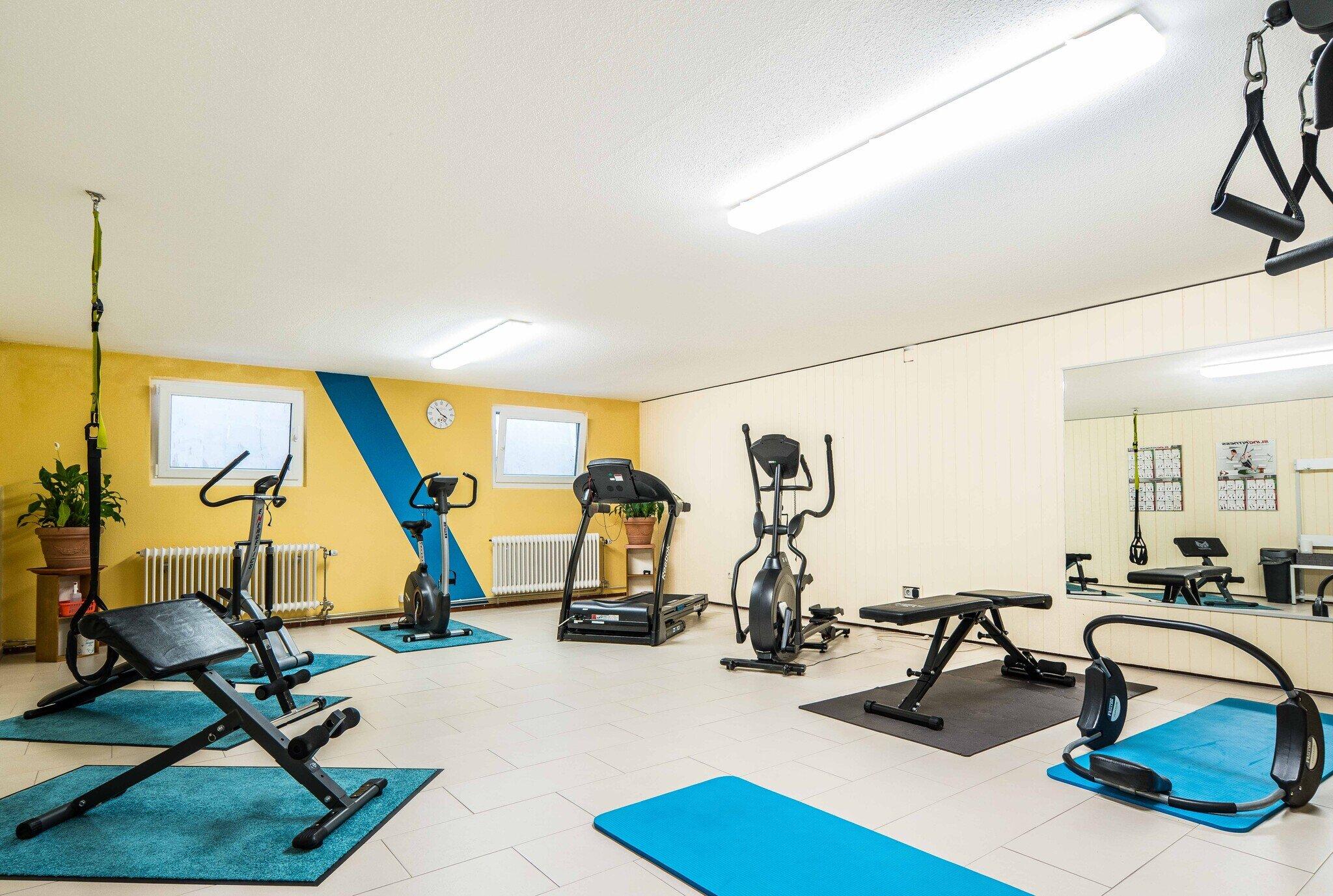 Baden in der Luegsteinsee