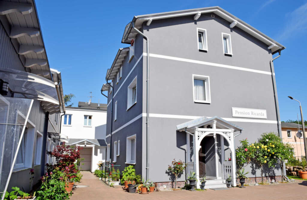 Pension im Ostseebad Sellin, Ferienappartement 03