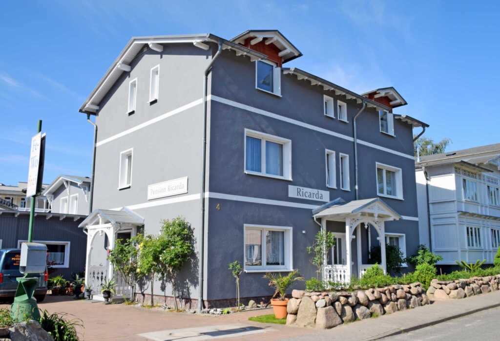 Pension im Ostseebad Sellin, Ferienappartement 07