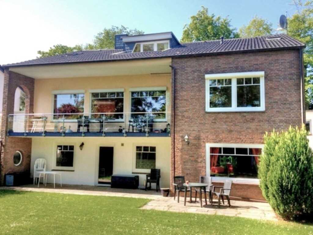 Gästehaus Strandkonsulat, App. 2, 2-Raum, 25 m², D