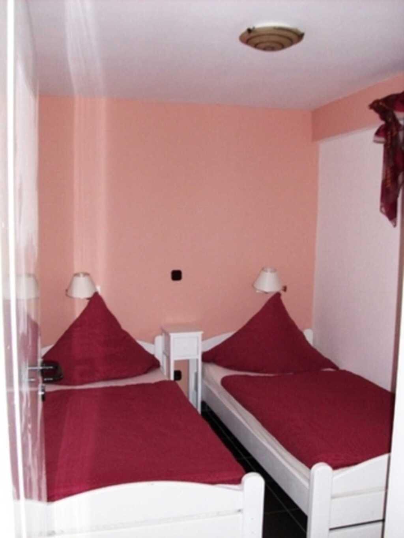 Gästehaus Strandkonsulat, App.5, 2-Raum, 33,6 m²,