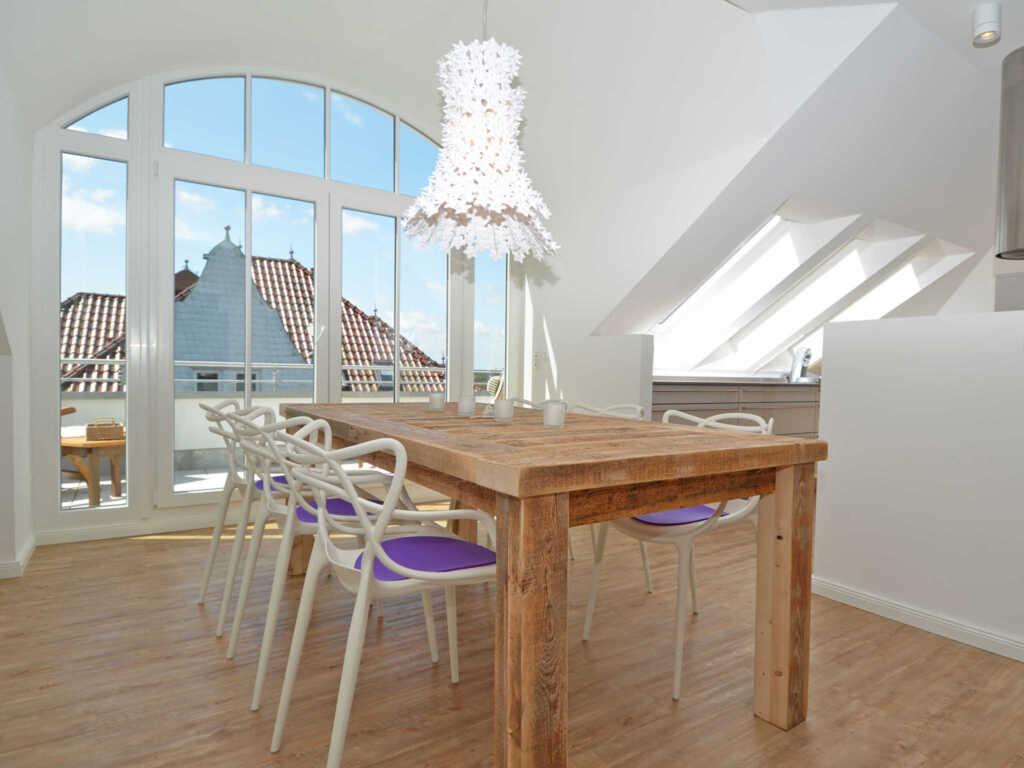 Villa Rosa F 595 WG 19 'Penthouse' mit ca. 122m²,