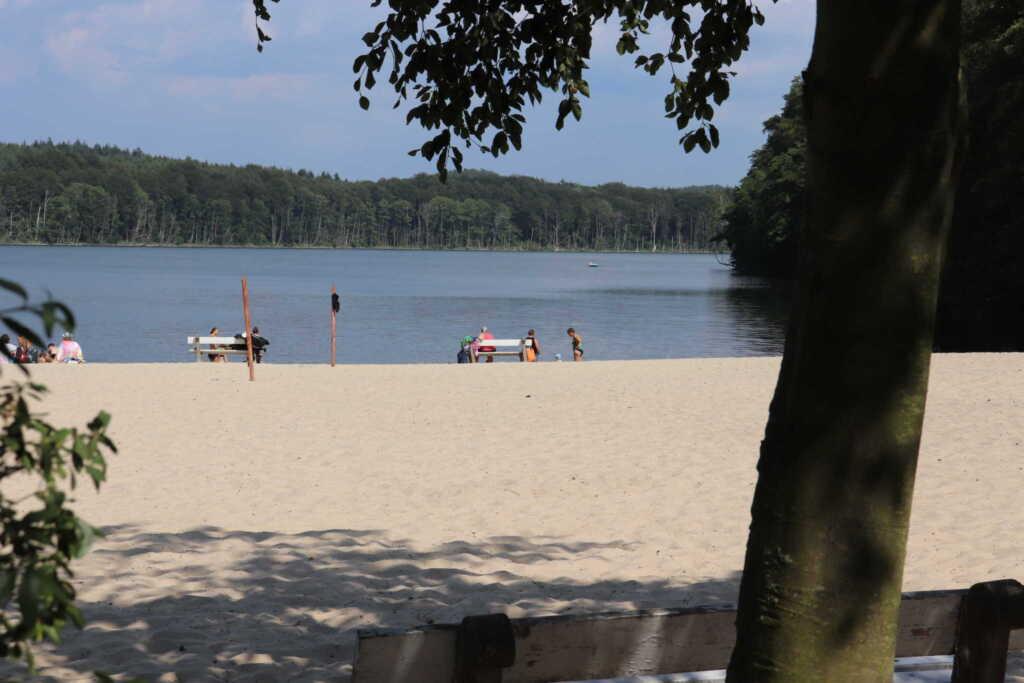 Feriendoppelhaushälfte An Seen und Meer Whg. 03, A