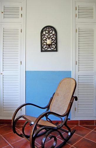 """das """"blaue"""" Zimmer"""