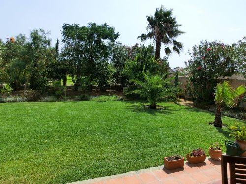 Garten und Rasen Casa Alegria Conil