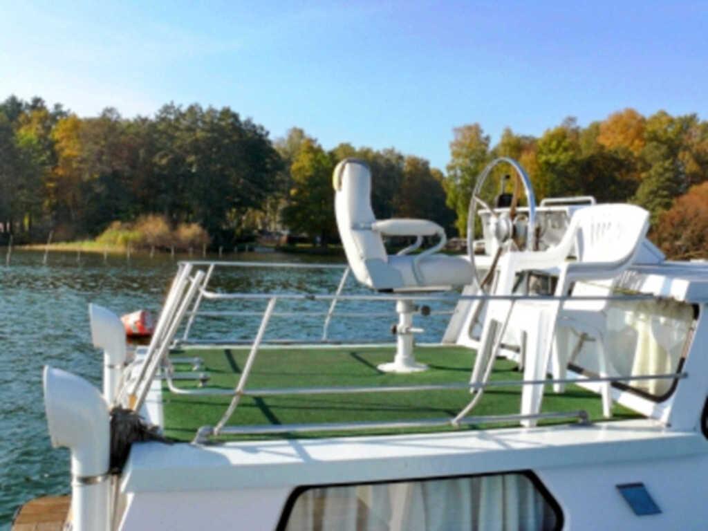 Hausboot Katamaran-Motoryacht
