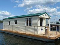 Hausboot für max. 4+2 Personen, Hausboot in Jabel - kleines Detailbild