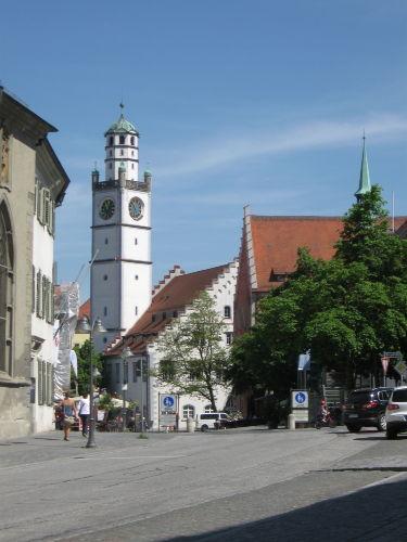 Mittelalterlicher Stadtkern Ravensburg