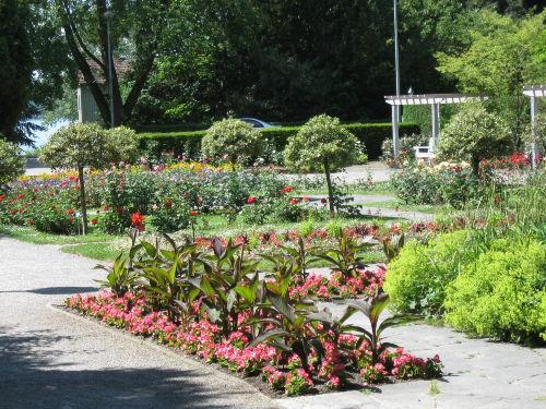 Der Stadtgarten in �berlingen