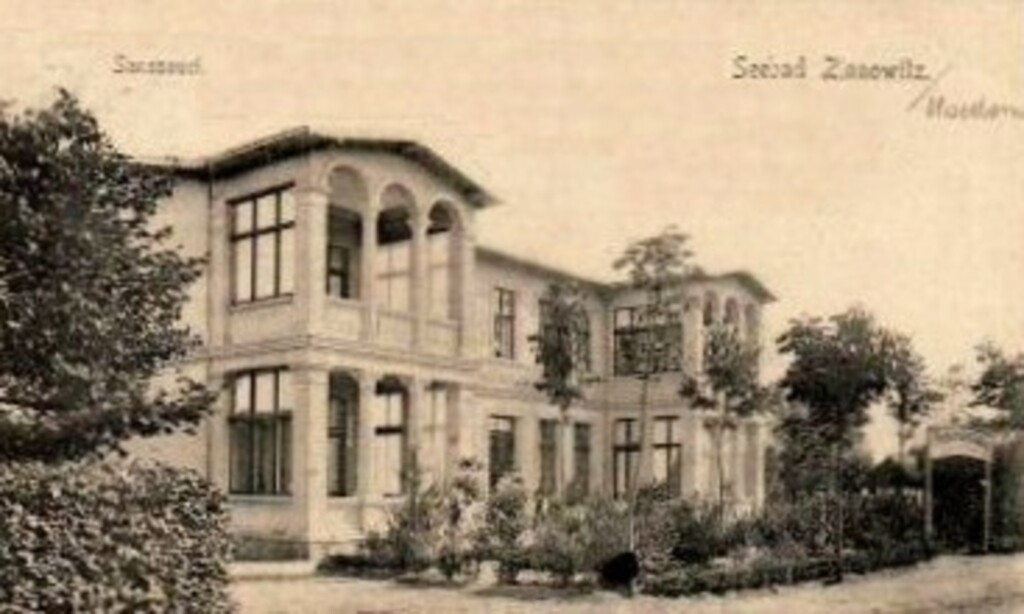 Zinnowitz Residenz Sanssouci, W9SSK