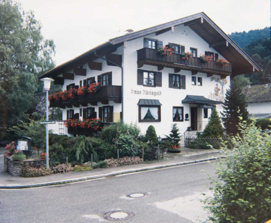 Ferienwohnungen Rheingold, Ferienwohnung 1.Stock