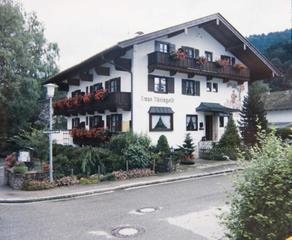 Ferienwohnungen Rheingold, Ferienwohnung 2. Stock