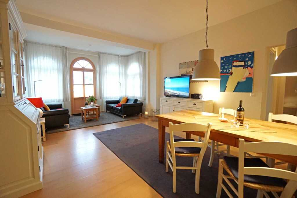Villa Bellevue, Wohnung 1