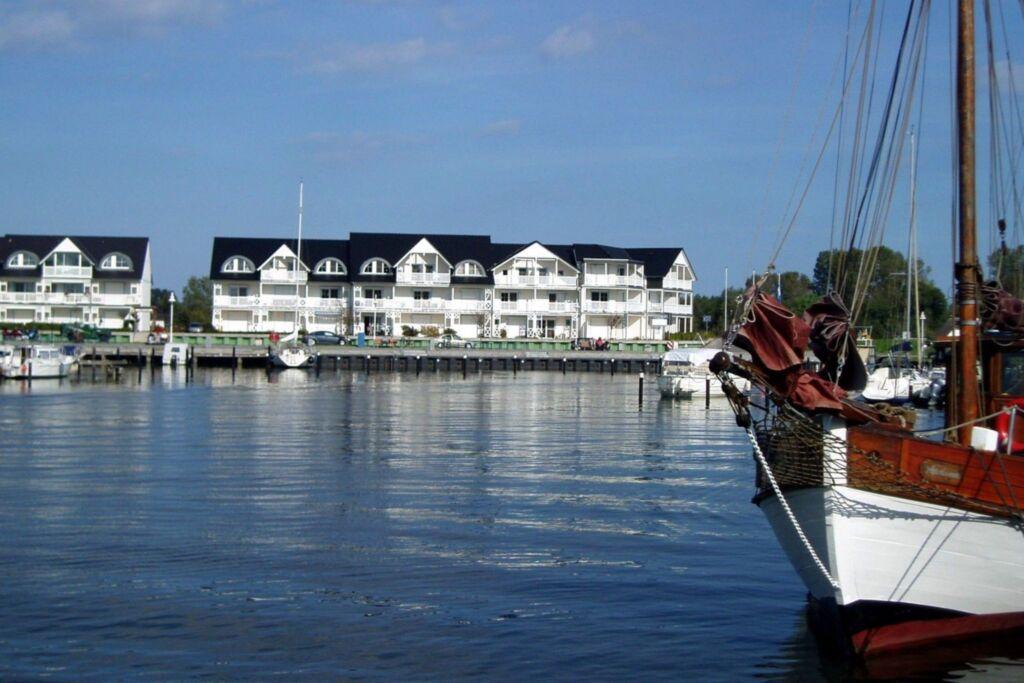 Ferienwohnung Hafenpanorama am Hafen Karlshagen, H