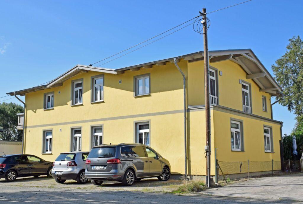 Strandhaus G�hren, Ferienappartement 03