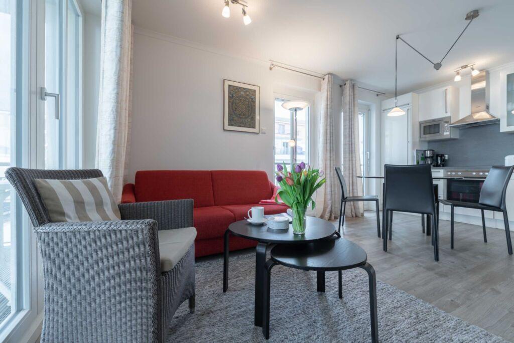 Villa Strandvogt WE 13, 2-Zimmer-Wohnung