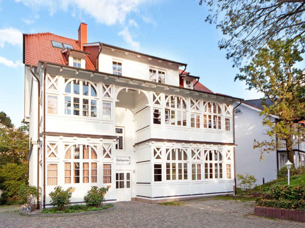 Villa Malepartus F608 WG 7 im DG + nur 3min zum St