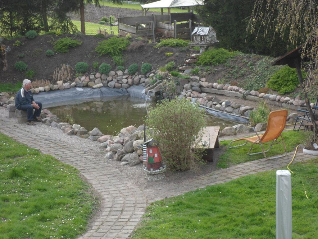 Ferienwohnung Sina am Torgelower See, Ferienwohnun
