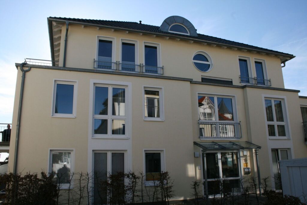 A.01 Haus Möwe II Whg. 10 mit Balkon, Haus Möwe II