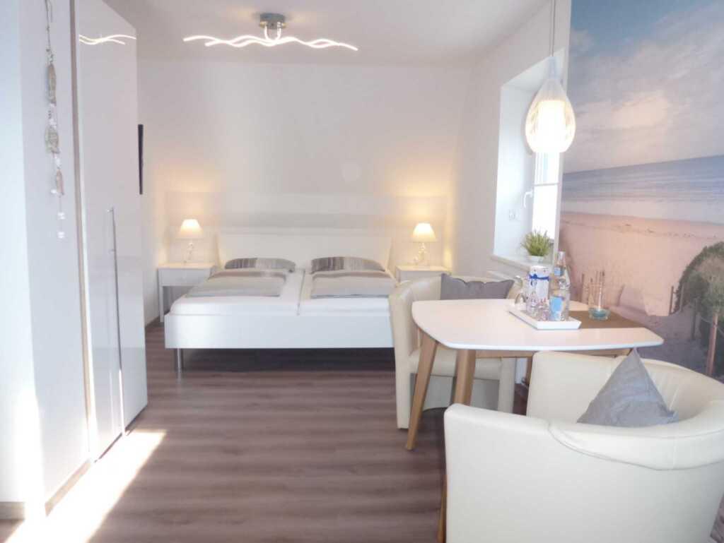 Gästehaus Müller, App. 1, 25 m², Gartennutzung