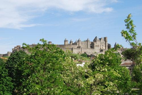 Die Cit� von Carcassonne