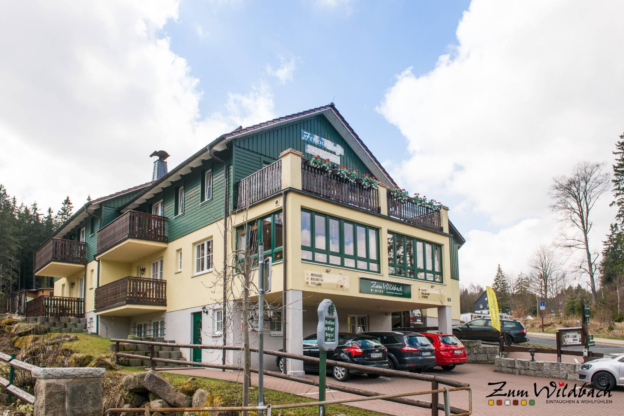 unser Haupthaus Zum Wildbach