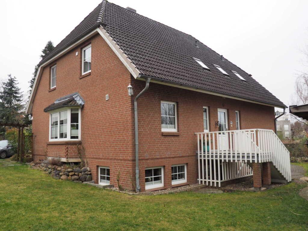 Gästehaus Melz, 2-Raum FeWo Nr. 1, 45 m², OG, Gart