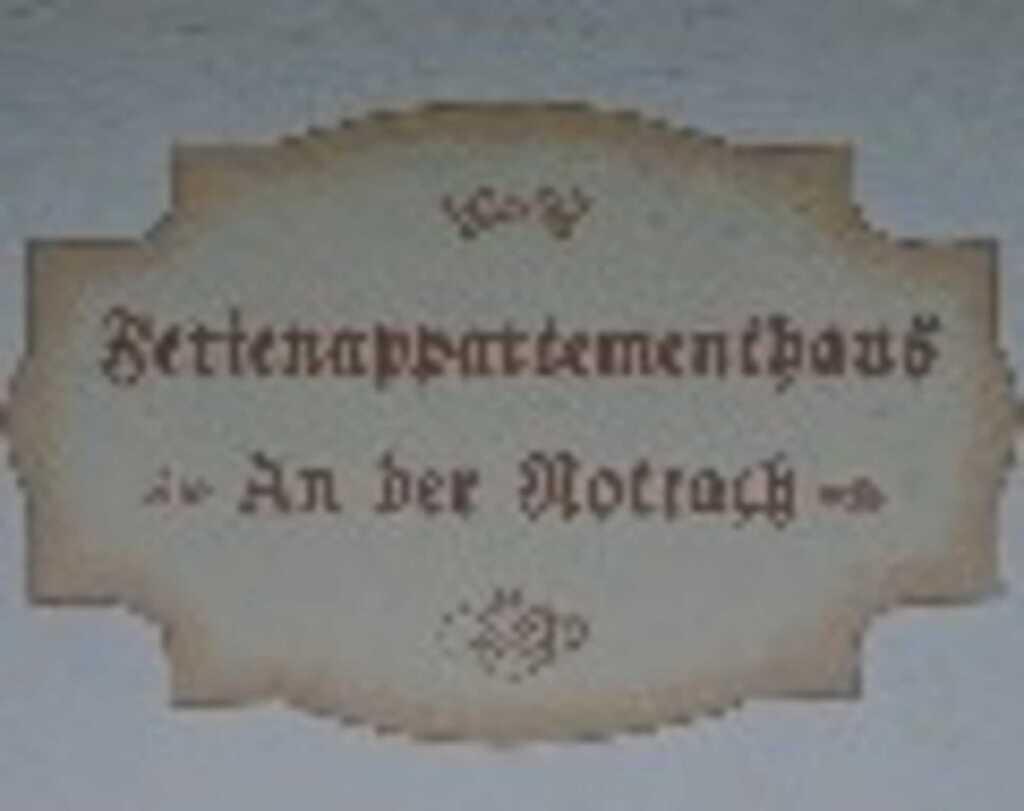 Appartementhaus an der Rottach, Appartement 8