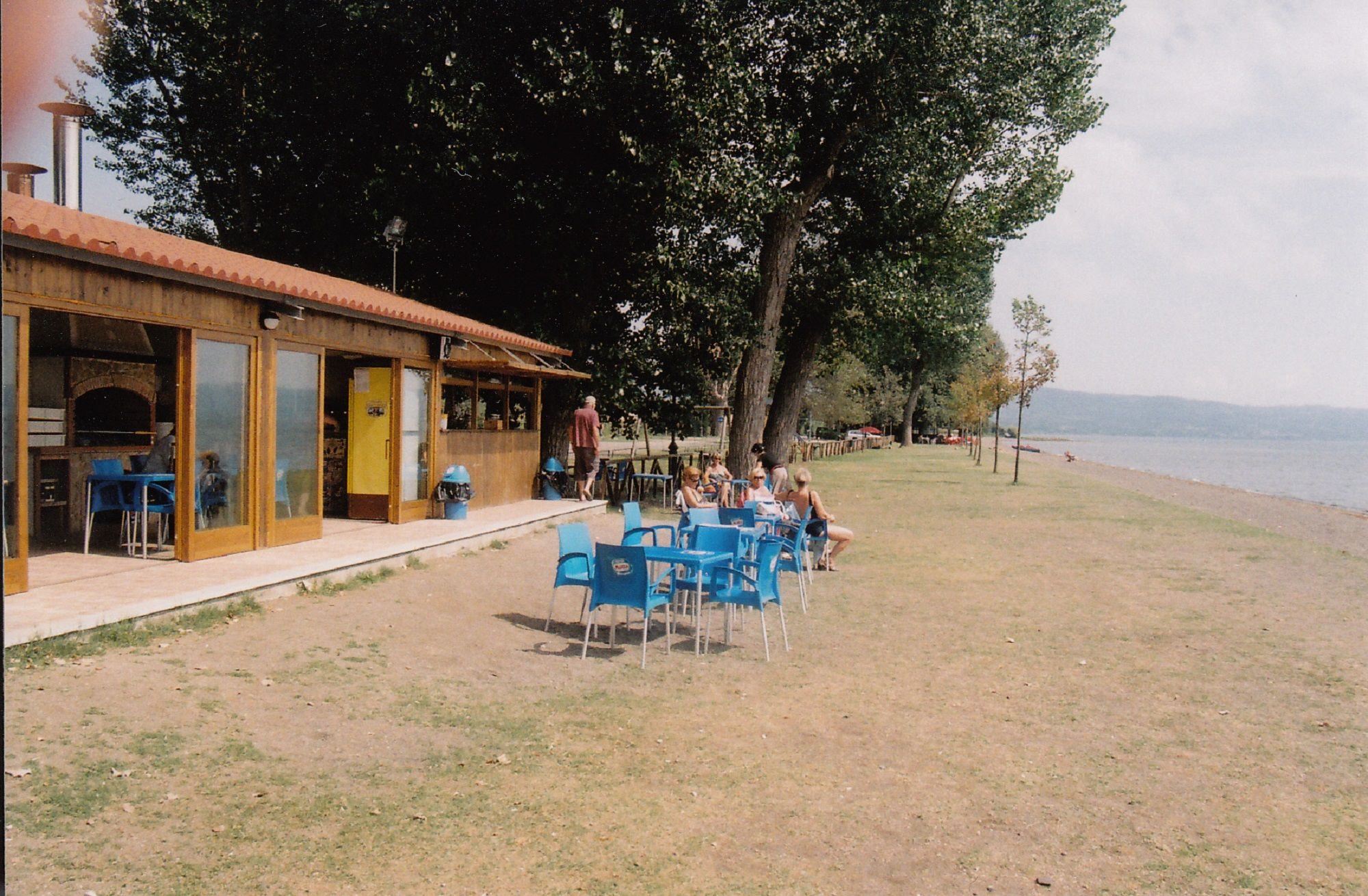 Strand bei ORBETELLO / Mt. ARGENTARIO