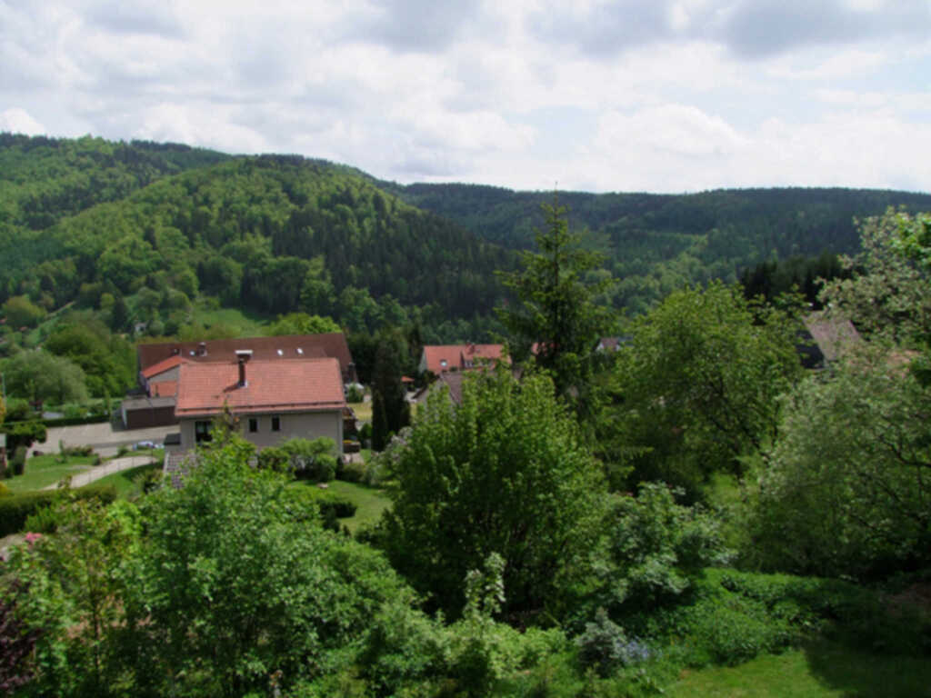Haus Berggarten, FeWo Panoramablick