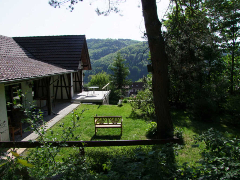 Haus Berggarten, FeWo Morgensonne