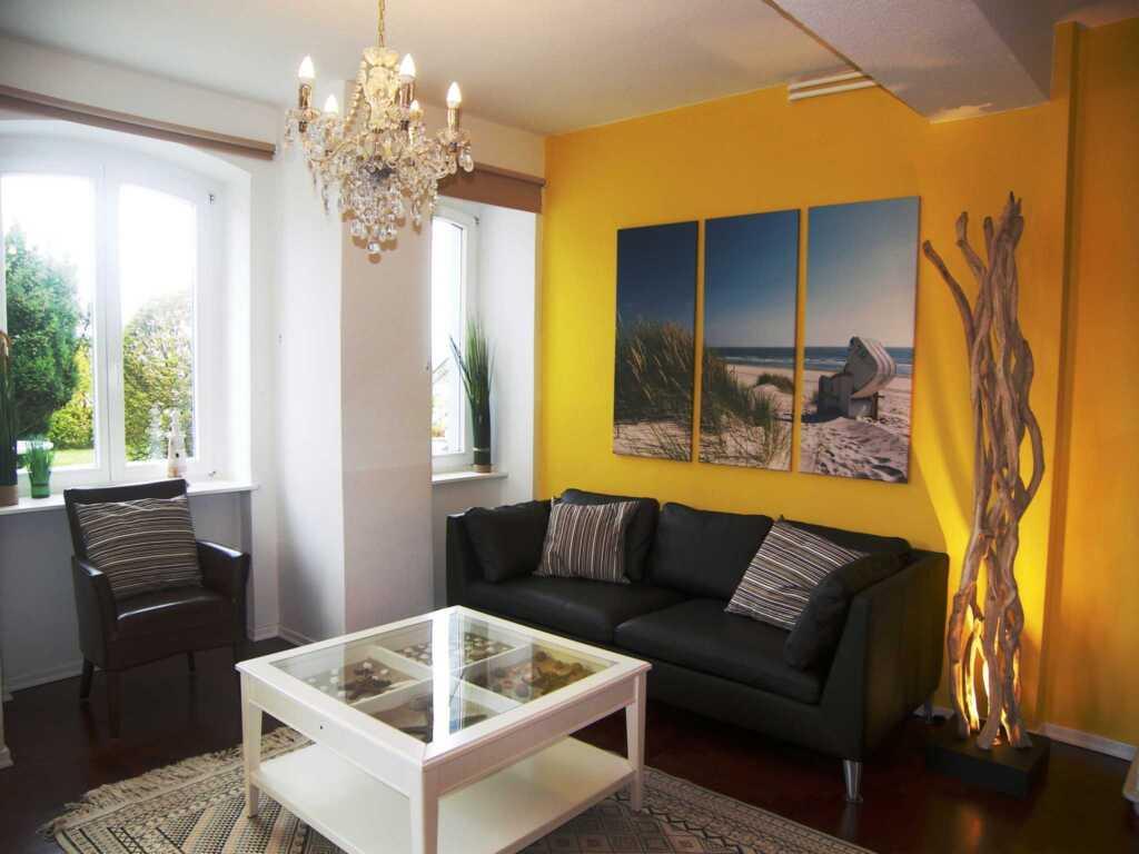 Villa Meereswoge, Ferienwohnung 'Goldstern', Fewo