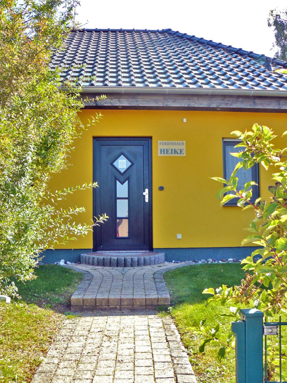 Ferienhaus Neeberg, Ferienhaus