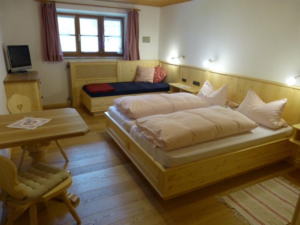 Gästehaus zum Thoma, Kreuth-Enterfels, Doppelzimme