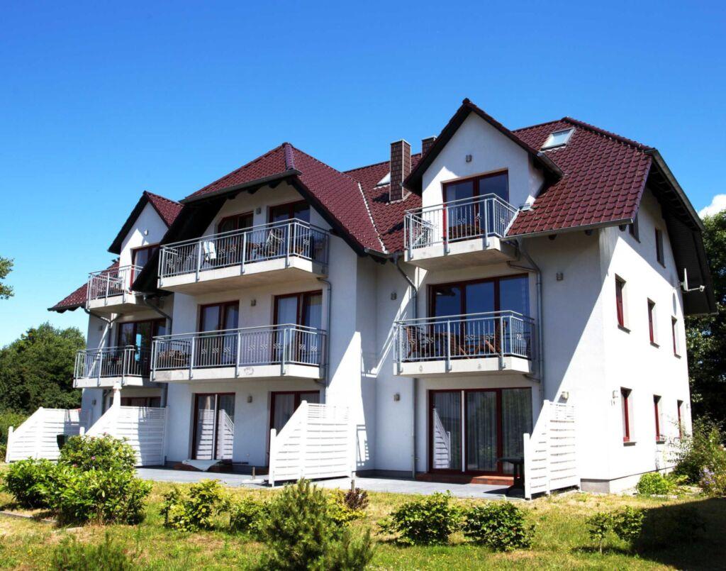Ferienwohnung Wiek - Villa Wittow, W-Ferienwohnung