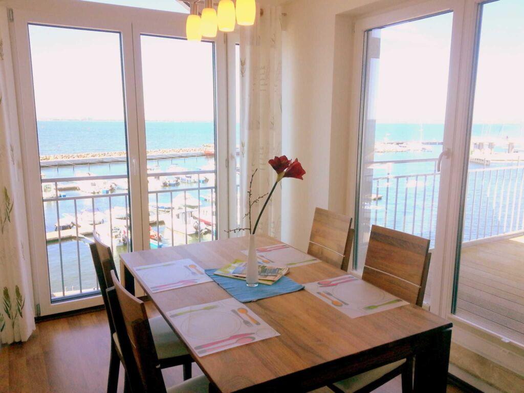 Ferienwohnung Wiek im 'Hafenkieker', H-Ferienwohnu