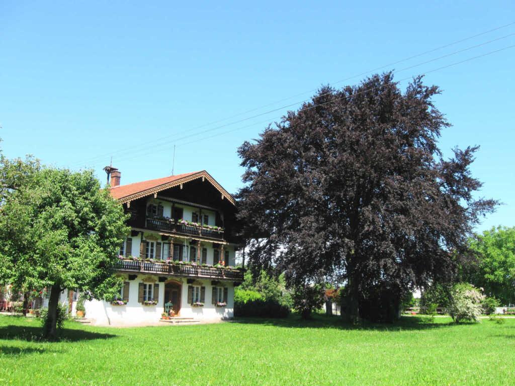 Ferienwohnung Saliterhof, Ferienwohnung
