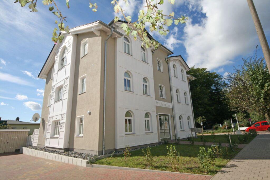 A.01 Villa Wilhelmine Whg. 02 Wilhelm mit Terrasse