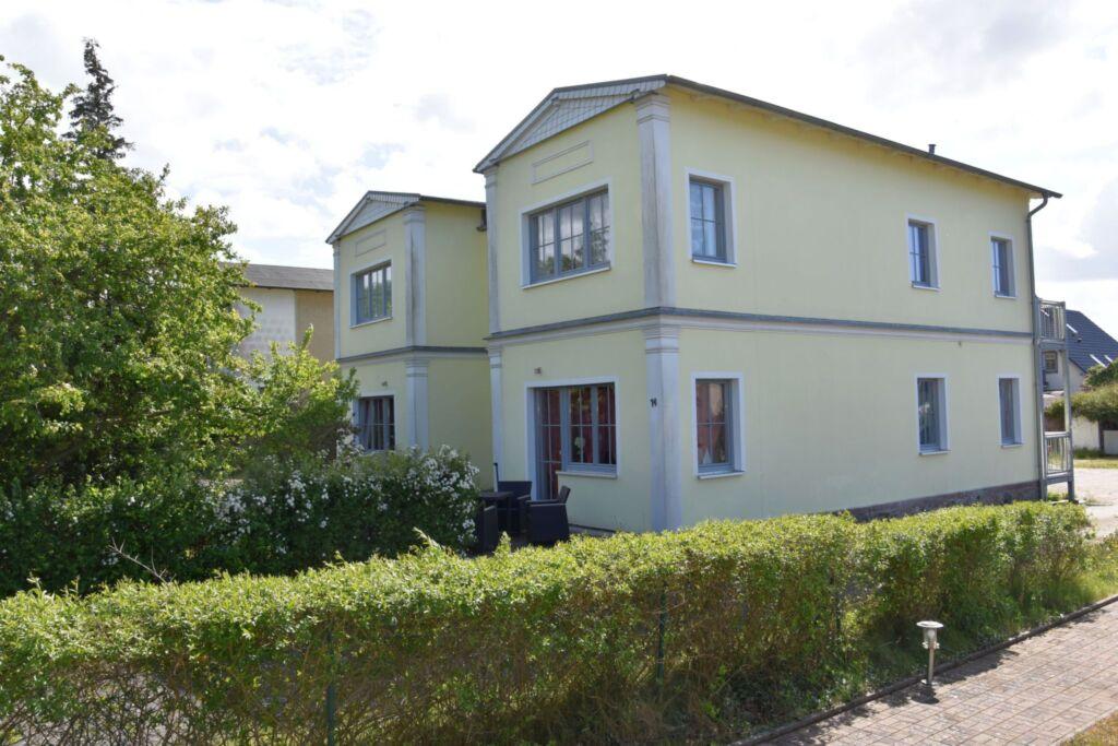 Villa Michaelis, Zinnowitz, Potenberg-Str. - EG2