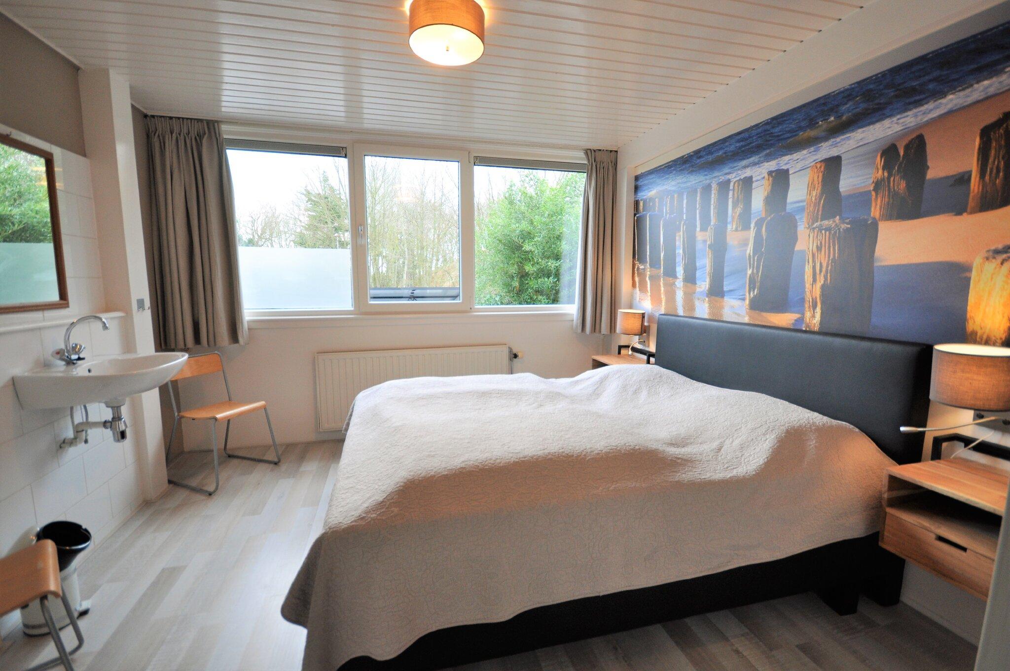 Mittelste Schlafzimmer in Flur nr. 116