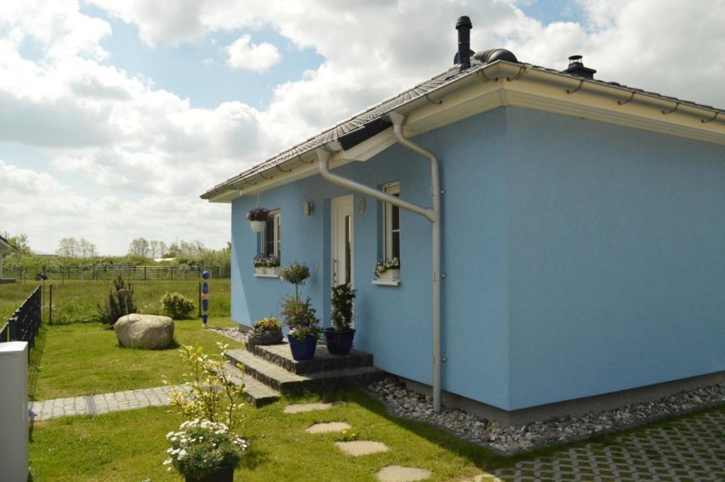 Ferienhaus 'Das blaue Haus am Peenestrom' Peenemün