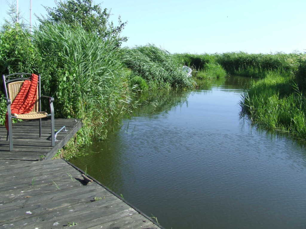 Fewo 'Balmer See', Fewo Balmer See, Wassergrundstü