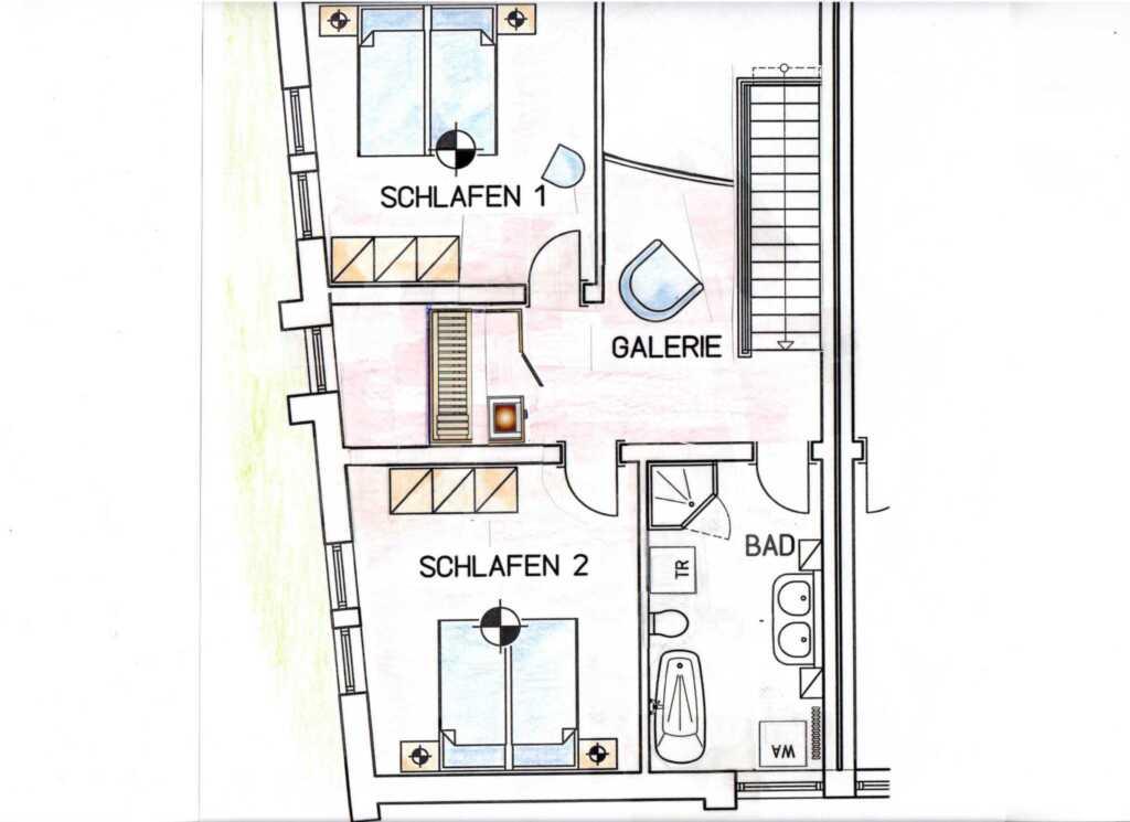 Haus Amselstern mit Sauna, Haus Amselstern
